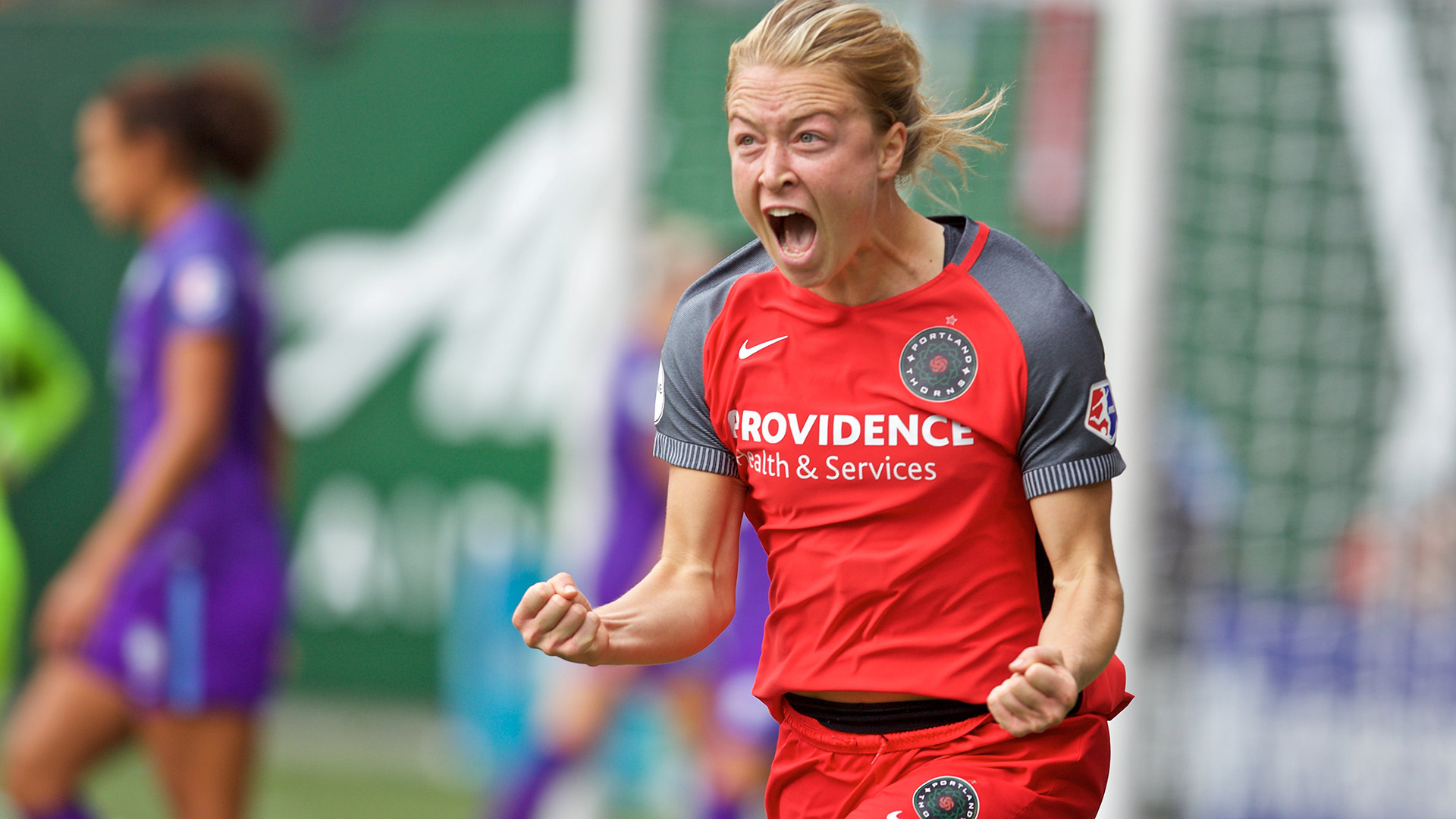 Amanda Horan Kennedy thorns advance to nwsl championship with 4-1 win over pride